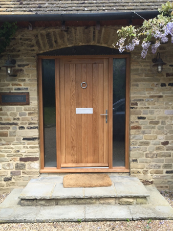 Custom Made Wooden Doors | Handmade Wooden Doors | Northamptonshire