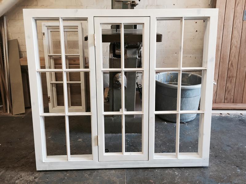 Custom Made Wood Windows : Custom made wooden windows handmade
