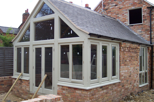 Custom Made Wooden Conservatories Sunrooms Northamptonshire